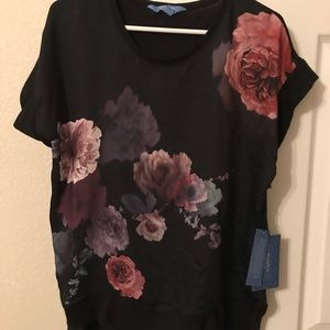 Simply Vera flowered blouse PL